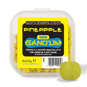 Sonubaits Band Um 5mm - Pineapple