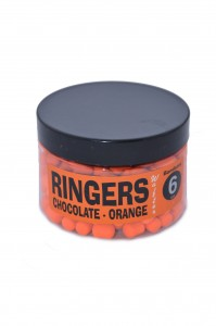 Ringers Orange Chocolate Wafters 6mm (Dumbells)