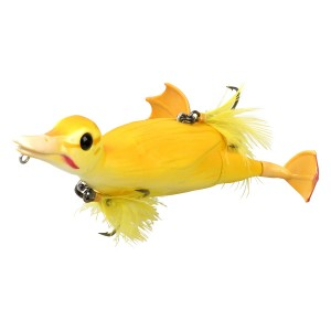 Savage Gear 3D Suicide Duck 10,5cm | Yellow