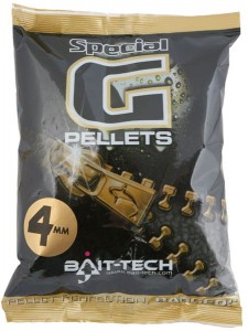 Bait-Tech Pellet Specjal 'G' Feed Pellets 4mm 850g