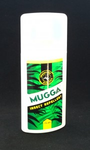 MUGGA Spray 9,5% DEET  75ml