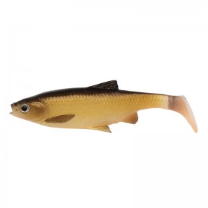 3D LB ROACH PADDLE TAIL 10cm 10g - Dirty Roach
