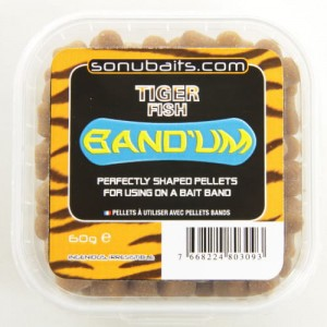 Sonubaits Band Um 7mm - Tiger Fish