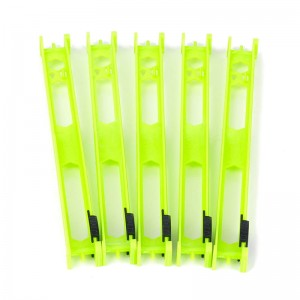 Matrix Drabinki Pole Winders 18cm Lime 5 szt.