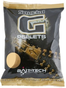 Bait-Tech Pellet Specjal 'G' Feed Pellets 2mm 850g