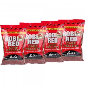 Pellet Dynamite Baits Robin Red Red Carp 4mm