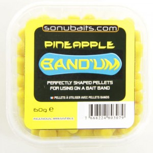 Sonubaits Band Um 8mm - Pineapple